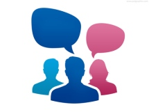 team-conversation-icon-psd-45628